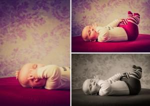 Nottingham Baby Photographer Nevie Studio Portrait Shoot 4
