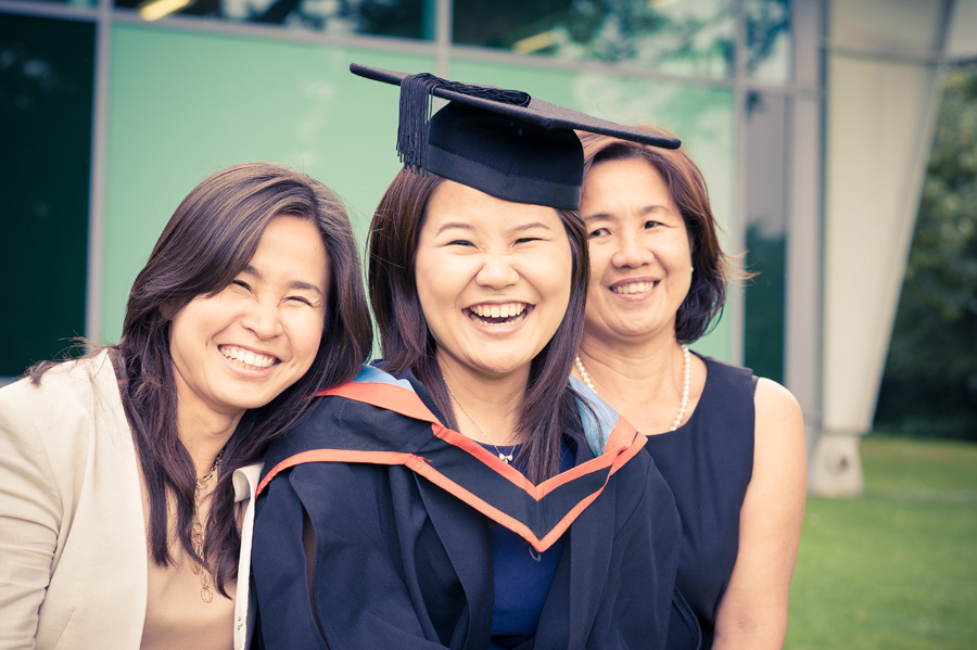 Nottingham University Class of 2012 Graduation | Family Portrait Photographer