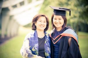 Nottingham University Graduation Ceremony. Class of 2012.