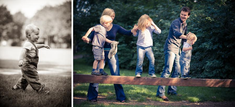 West Bridgford family photo shoot.