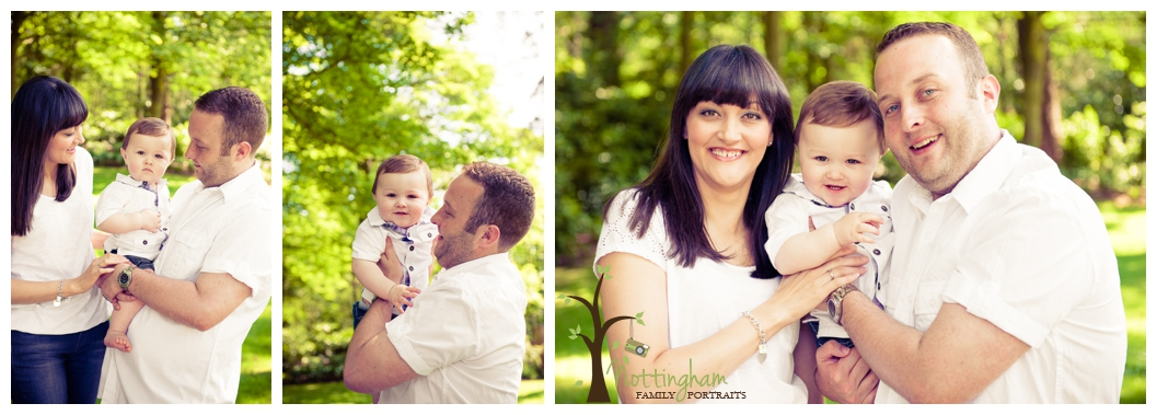 Lifestyle family photography in Ravenshead