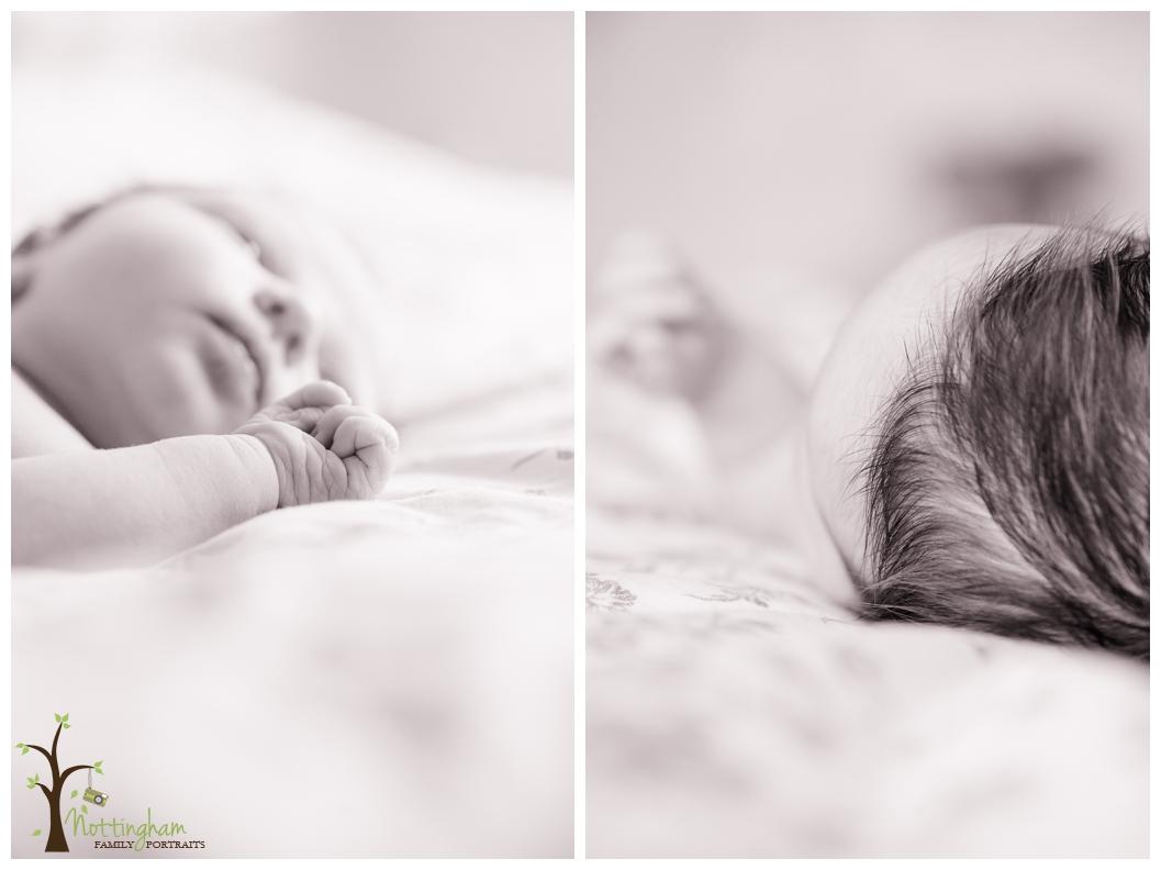 newborn baby lifestyle photography