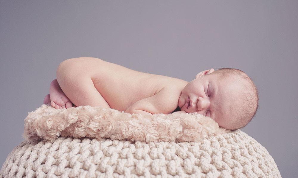 Newborn Baby (Studio)
