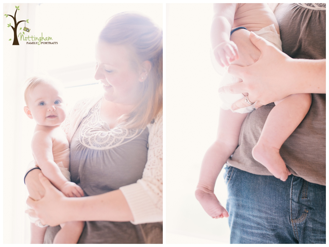 Baby Nancy | Nottingham baby photography