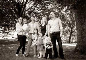 nottingham family portrait